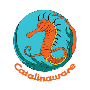 Catalinaware Seahorse