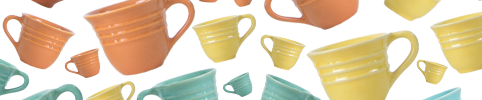 Pacific Pottery Teacups