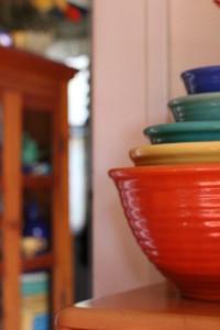 Bauer & Garden City Mixing Bowls