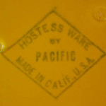 Pacific Pottery Marks - Backstamp 01