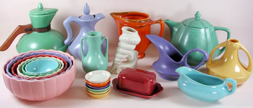 Padre Pottery Dinnerware #1