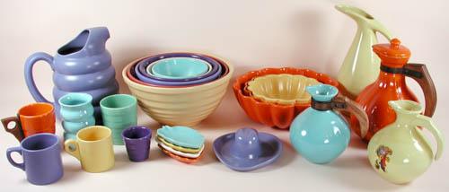Padre Pottery Dinnerware #3