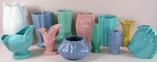 Padre Pottery Vases