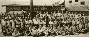 Bauer Pottery Employees, March 1938