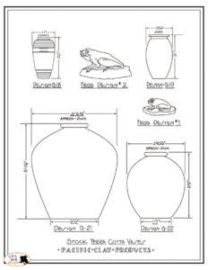 Pacific Pottery Architectural Artware