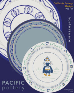 Pacific Pottery Decorated - QwkDog