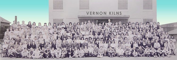 Vernon Kilns Company Photo