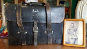 Melvin Lattie's Briefcase