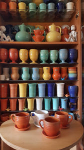 Pacific Pottery Mugs