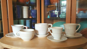 Pacific Pottery White Cups/Mugs