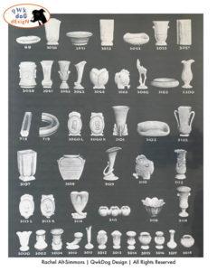 Pacific Pottery Artware Catalog