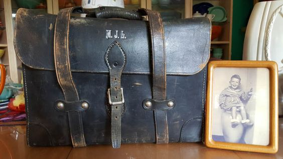 Pacific Pottery Lattie's Briefcase