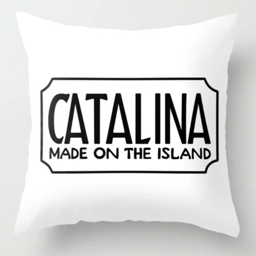 Catalina Island MOTI Pillow