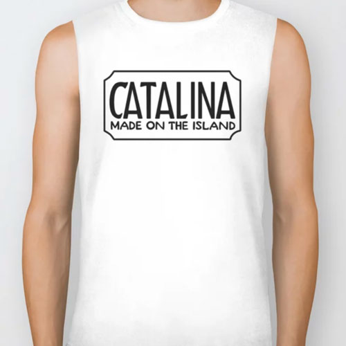 Catalina Island MOTI Tee