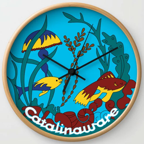 Catalina Island Undersea Clock