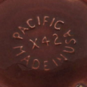 Pacific Coralitos In-Mold Mark