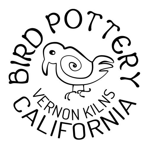 Vernon Kilns Bird Logo