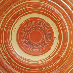Pacific Pottery Decorated