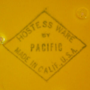 Pacific Pottery Marks