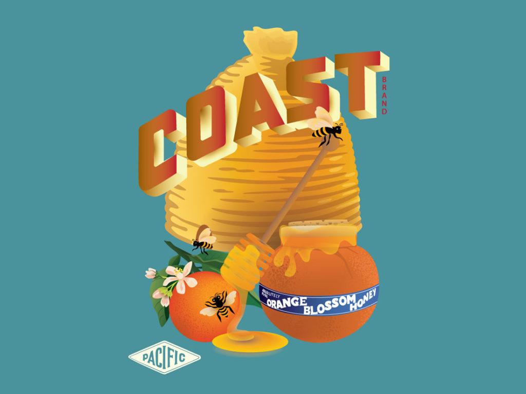 Pacific Coast Honey