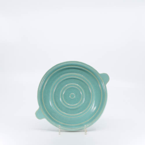 Pacific Pottery Hostessware 201 Trivet Green