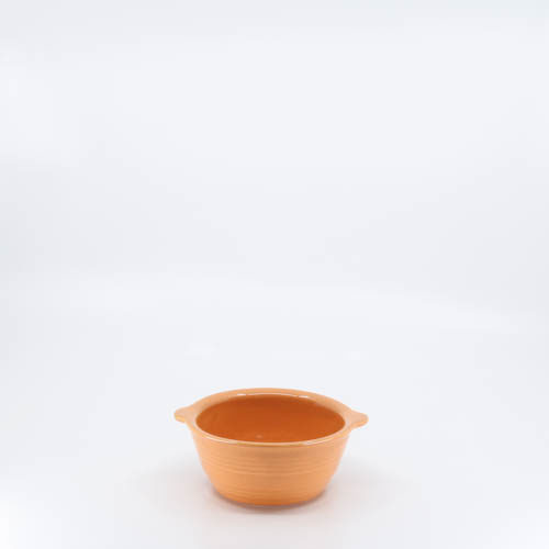 Pacific Pottery Hostessware 205 Ramekin Apricot Later