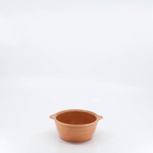 Pacific Pottery Hostessware 205 Ramekin Apricot Early