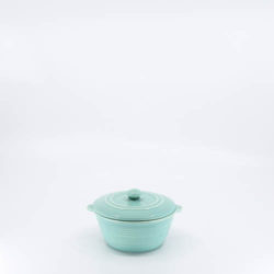 Pacific Hostessware 205c Ramekin Lid Green