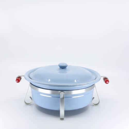 Pacific Pottery Hostessware 209 Casserole Delph