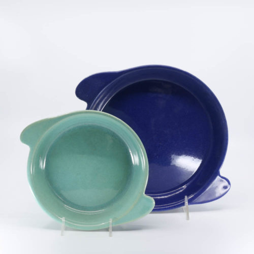 Pacific Pottery Hostessware 215-216 Shirred Egg Dishes