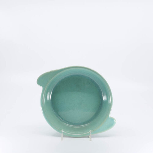 Pacific Pottery Hostessware 215 Shirred Egg Dish Green