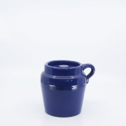 Pacific Hostessware 226 Beanpot Pac Blue