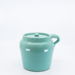 Pacific Hostessware 227 Beanpot Green
