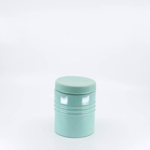 Pacific Pottery Hostessware 233 Grease Jar Green