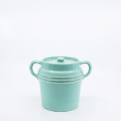 Pacific Hostessware 235 Beanpot Green
