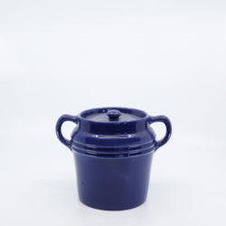 Pacific Hostessware 235 Beanpot Pac Blue