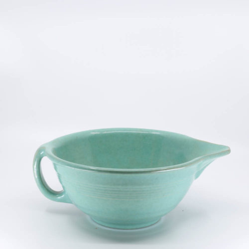 Pacific Pottery Hostessware 301 Batter Bowl Green
