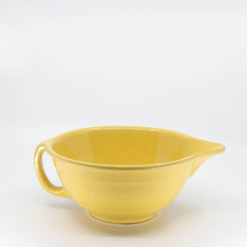 Pacific Pottery Hostessware 301 Batter Bowl Yellow
