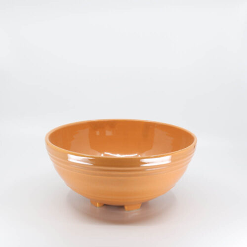 Pacific Pottery Hostessware 310 Salad Bowl Apricot (later)