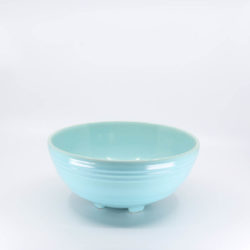 Pacific Hostessware 310 Salad Bowl Aqua