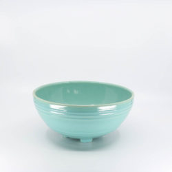 Pacific Hostessware 310 Salad Bowl Green
