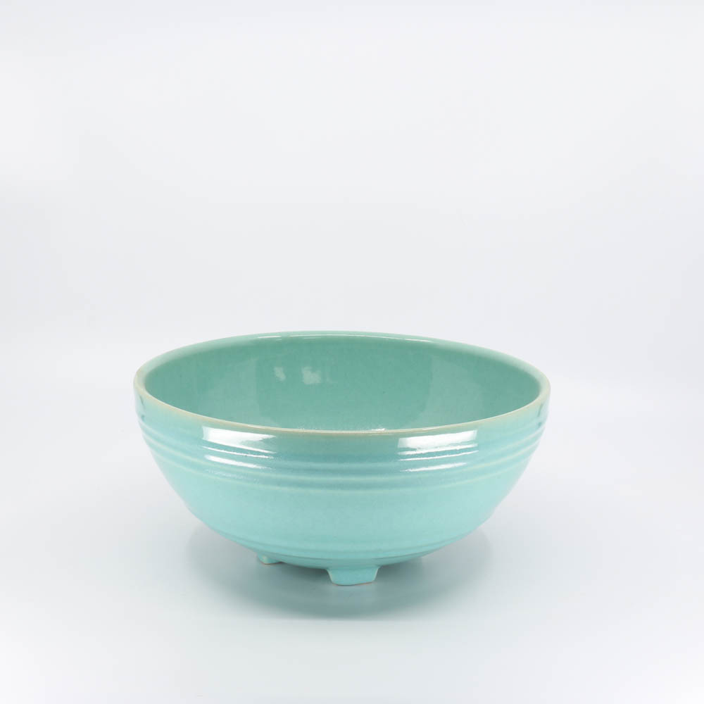 Pacific Pottery Hostessware 310 Salad Bowl Green