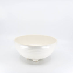 Pacific Hostessware 310 Salad Bowl White