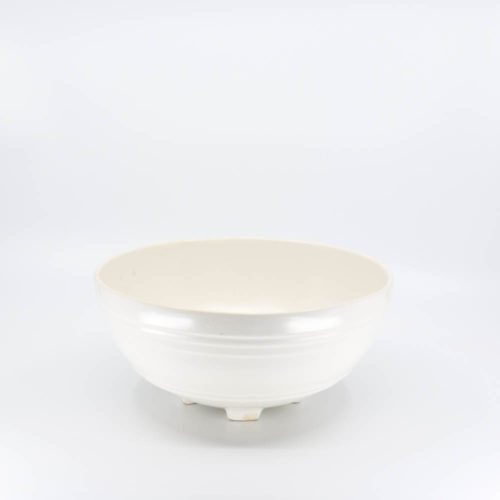 Pacific Pottery Hostessware 310 Salad Bowl White