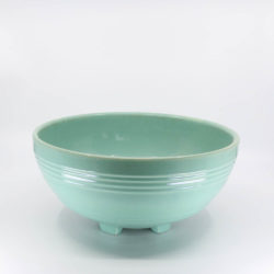 Pacific Hostessware 311 Salad Bowl Green
