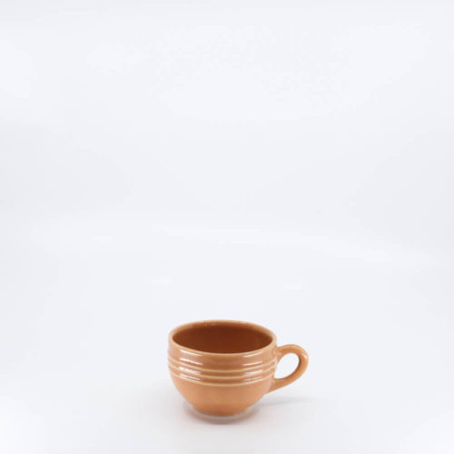 Pacific Pottery Hostessware 313 Punch Cup Apricot (early)