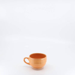Pacific Hostessware 313 Punch Cup Apricot (later)