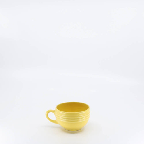 Pacific Pottery Hostessware 313 Punch Cup Yellow