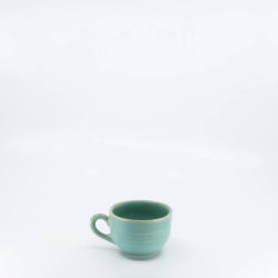 Pacific Hostessware 313 Punch Cup Green (early model)