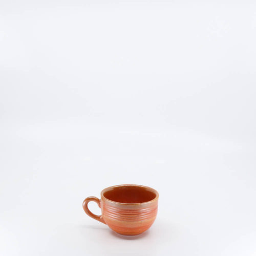 Pacific Pottery Hostessware 313 Punch Cup Red (early)